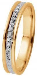 Kohinoor, Kultasormus 3,5mm, 003-020