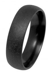 Kohinoor, Duetto Black Edition -sormus, matta, 006-091