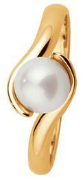 Kohinoor, Lily- kultasormus helmellä, 013-214-6