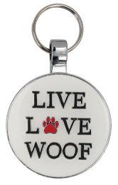 Nimilaatta, Live Love Woof