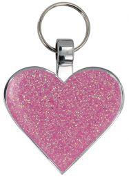 Nimilaatta, Pinkki Glittersydän