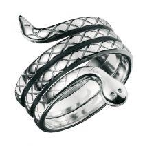 Kalevala Koru - Käärmesormus - sormus - hopea