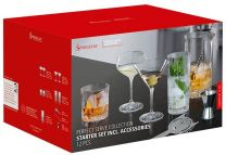 Spiegelau, Perfect Serve Starter Set ‐drinkkisarja