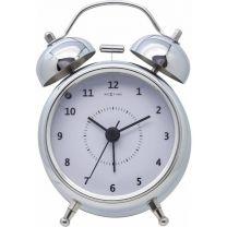 NeXtime Wake Up Silver 5111ZI/5112ZI/5113ZI Herätyskello