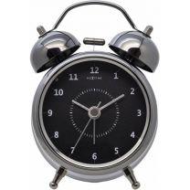 NeXtime Wake Up Black 5111ZW/5112ZW/5113ZW Herätyskello