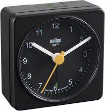 Braun, herätyskello, BNC002 range - musta
