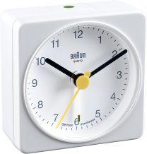 Braun, herätyskello, BNC002 range - valkoinen