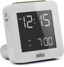 Braun, herätyskello, BNC009 range - valkoinen