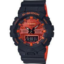 Casio G-Shock GA-800BR-1AER Miesten kello