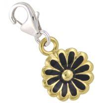 Paletti - Maskottiriipus - Musta kukka