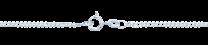 Binder, Panssariketju 1,6mm, hopea