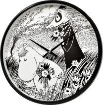 Moomin Seinäkello, Niiskuneiti niityllä, MOC002-0202