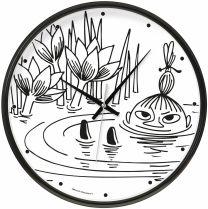 Moomin Seinäkello, Pikku Myy ui, MOC 016-0302