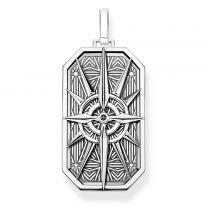 Thomas Sabo, Compass Silver-riipus, PE868-643-11