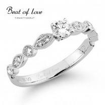 Beat Of Love, timanttisormus, R-0970DW