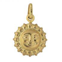 Malmin Korupaja, Keltakultainen Sun-riipus