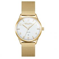 Thomas Sabo , CODE TS yellow gold Unisex kello wa0340-264-202-40
