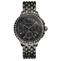 Thomas Sabo , Rebel at Heart Women Chronograph Black , naisten kello